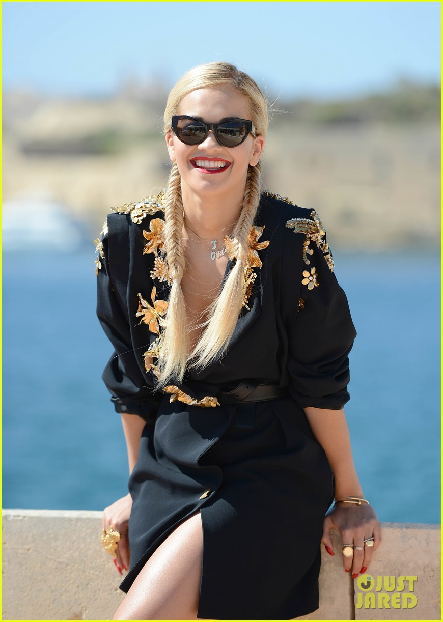rita ora jessie j isle of malta press conference 112898842