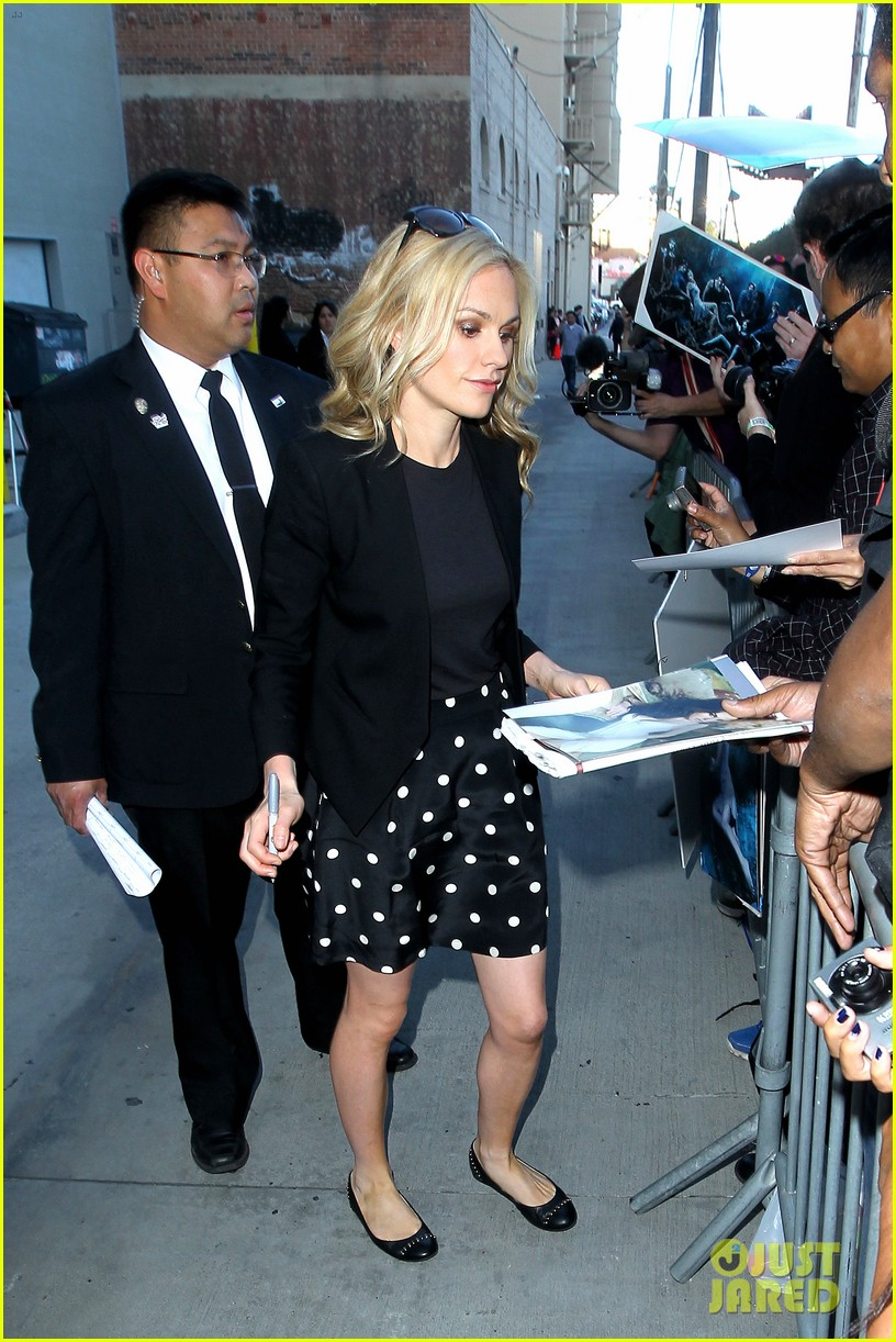 anna paquin visits kimmel stephen moyer honors students 232895556