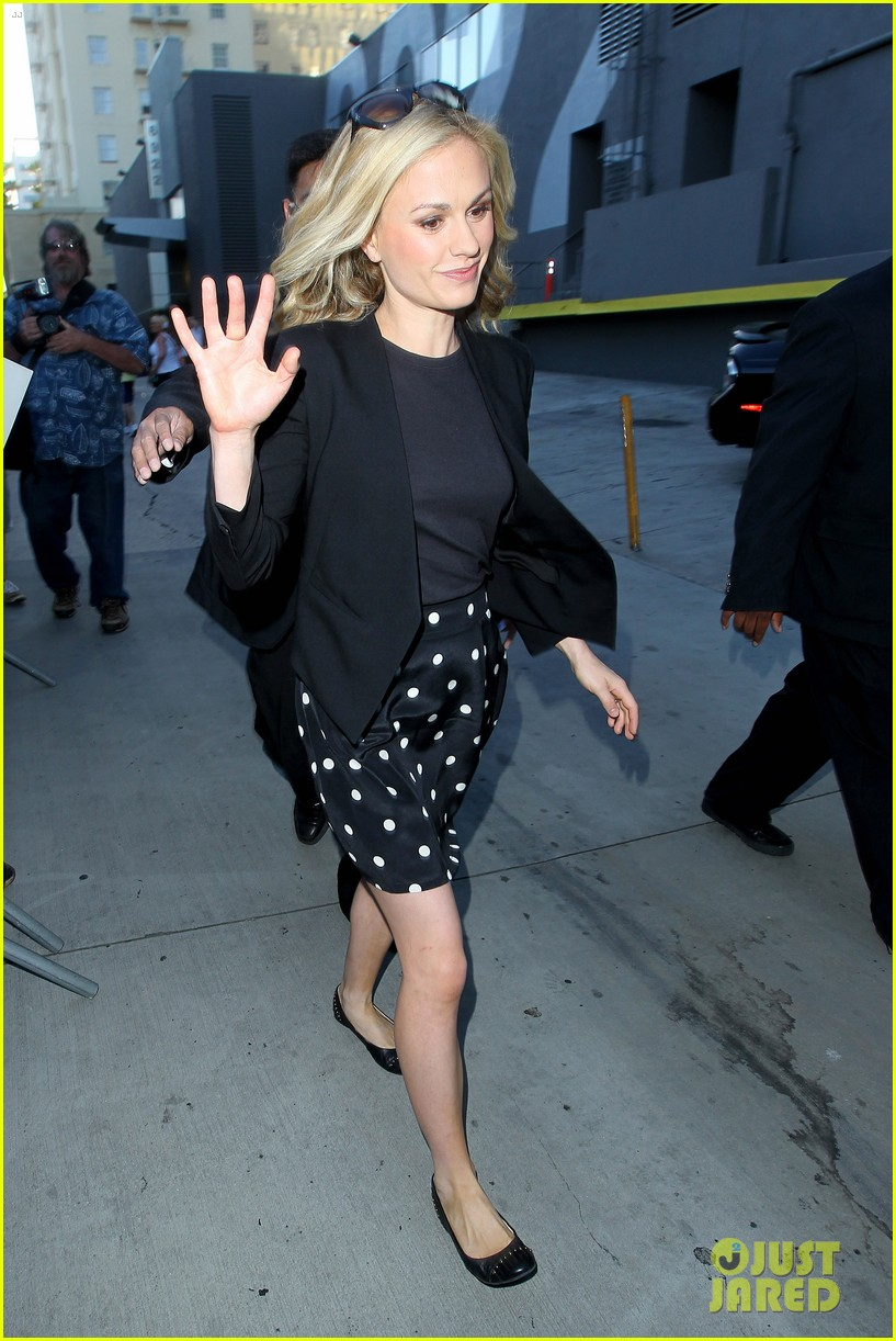 anna paquin visits kimmel stephen moyer honors students 242895557
