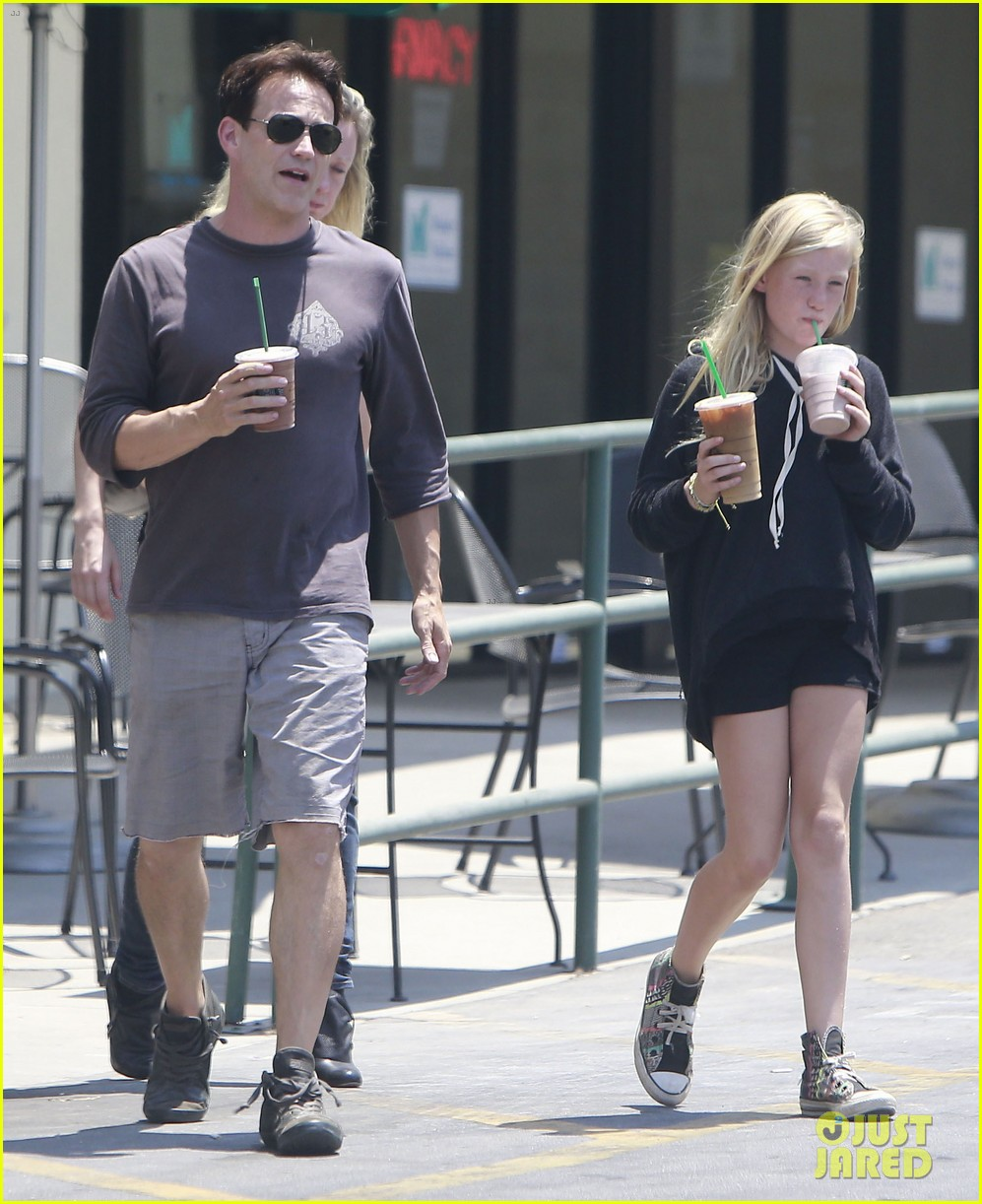 anna paquin stephen moyer lunch with charlie poppy 272900987