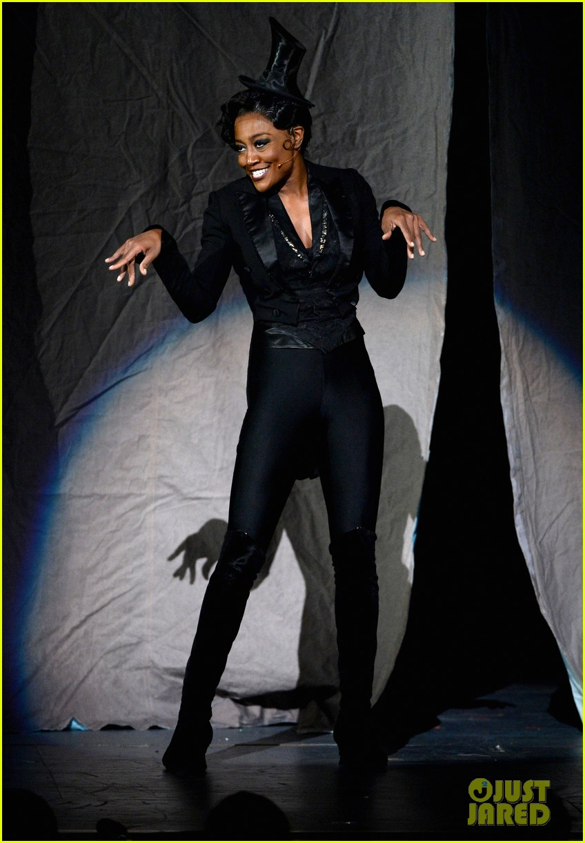patina miller pippin tonys performance 2013 video 052888067