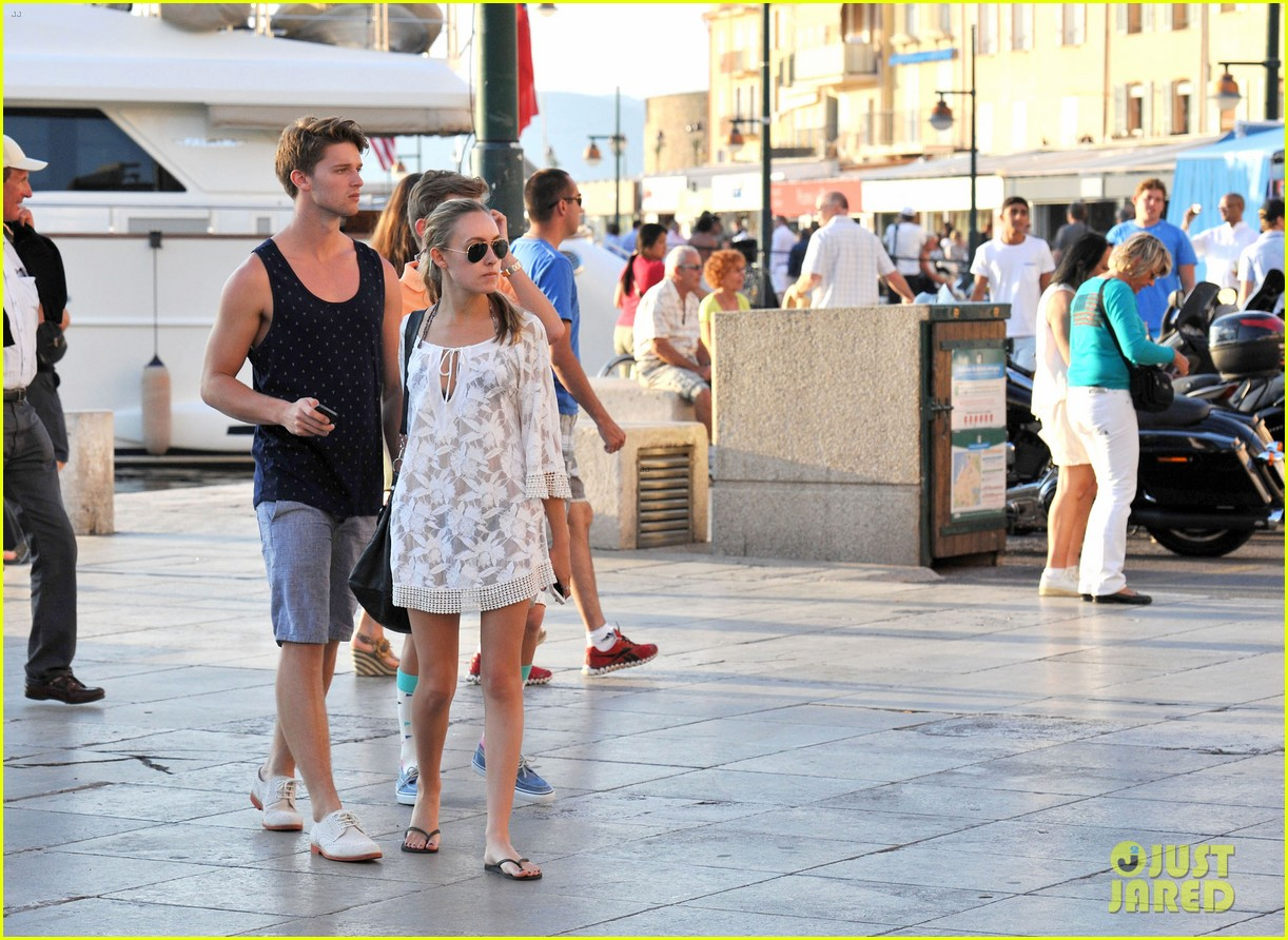 patrick schwarzenegger taylor burns hold hands in st tropez 062891028