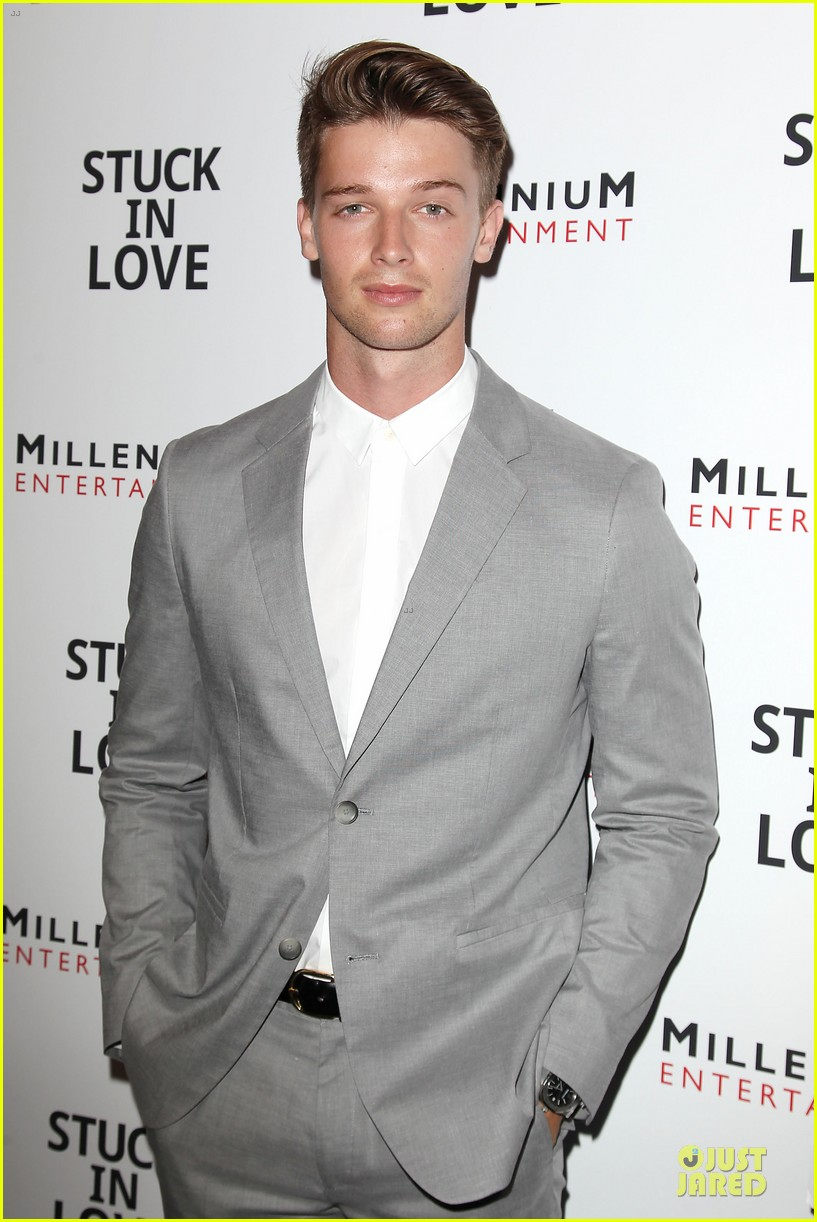 patrick schwarzenegger stuck in love nyc screening 022899098