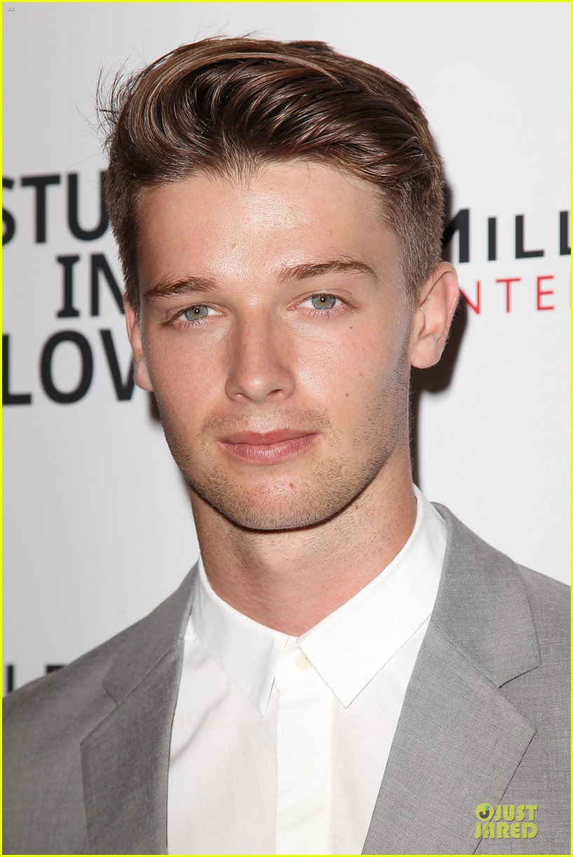 patrick schwarzenegger stuck in love nyc screening 072899103