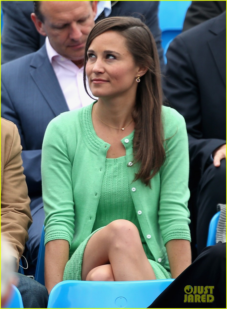 pippa middleton aegon championships with mom carole 062893114