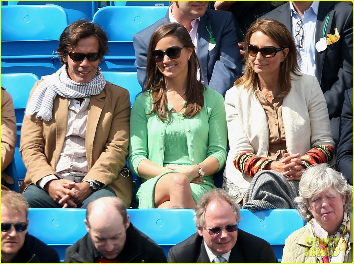 pippa middleton aegon championships with mom carole 182893126