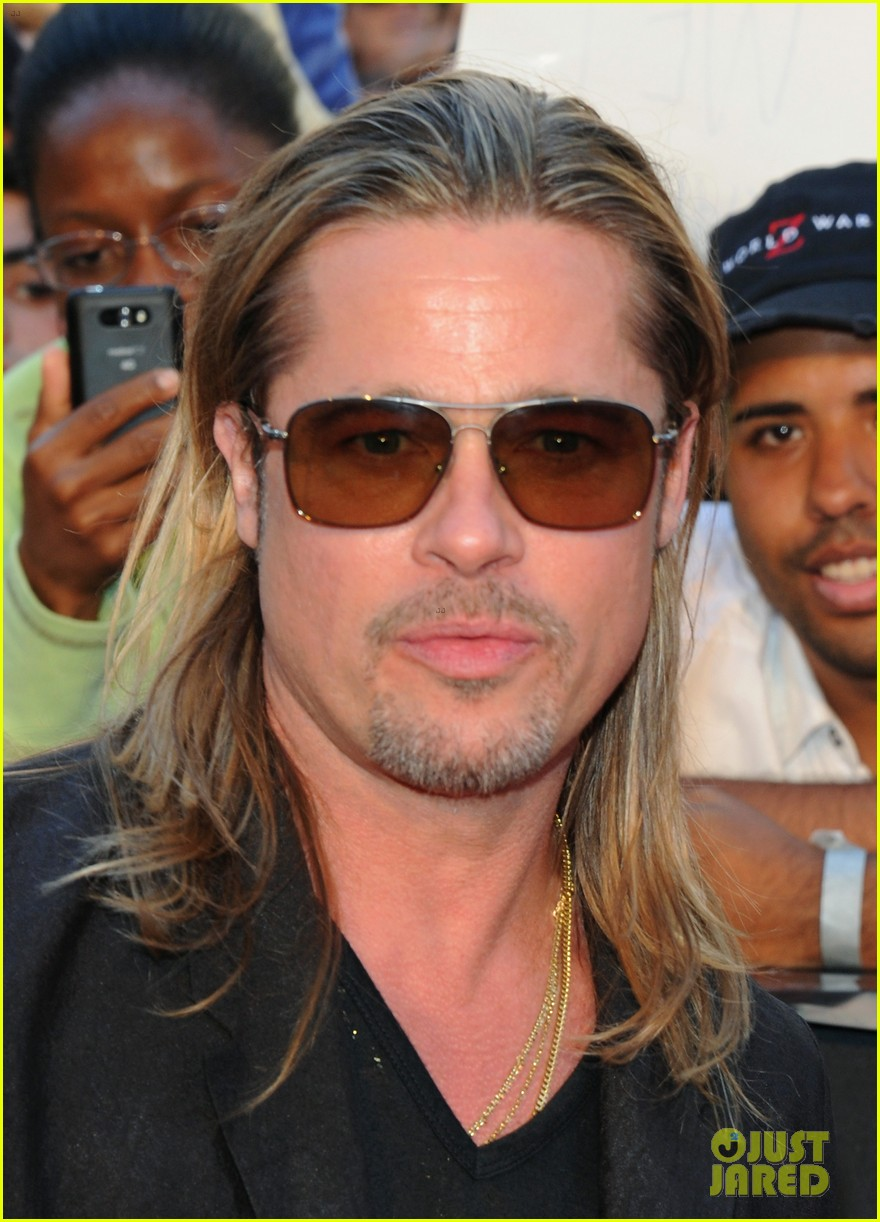 brad pitt world war z new york premiere 072893149
