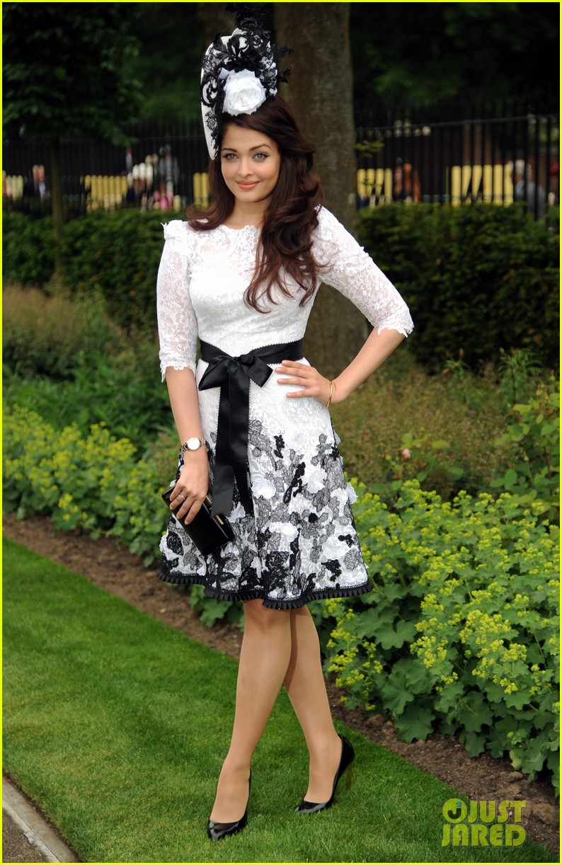 aishwarya rai royal ascot day one 012893831