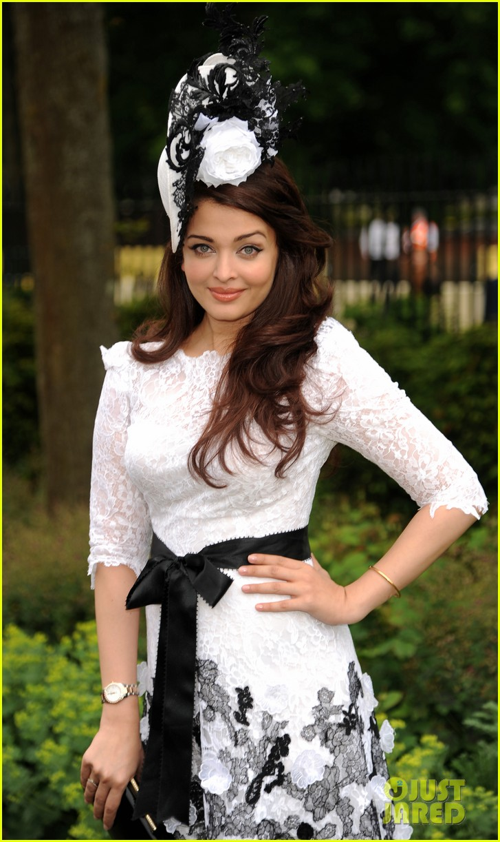 aishwarya rai royal ascot day one 022893832