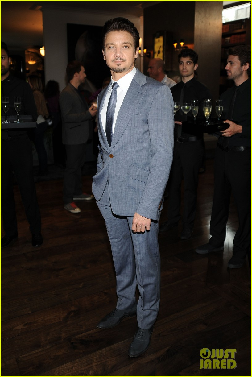 jeremy renner robb report home style launch with kristoffer winters 062886601
