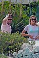 rosie huntington whiteley bikini vacation with jason statham 13