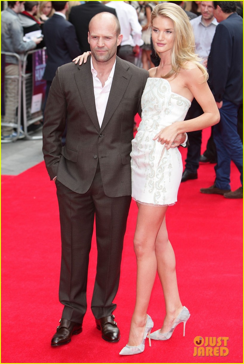 rosie huntington whiteley jason statham hummingbird premiere 012892981