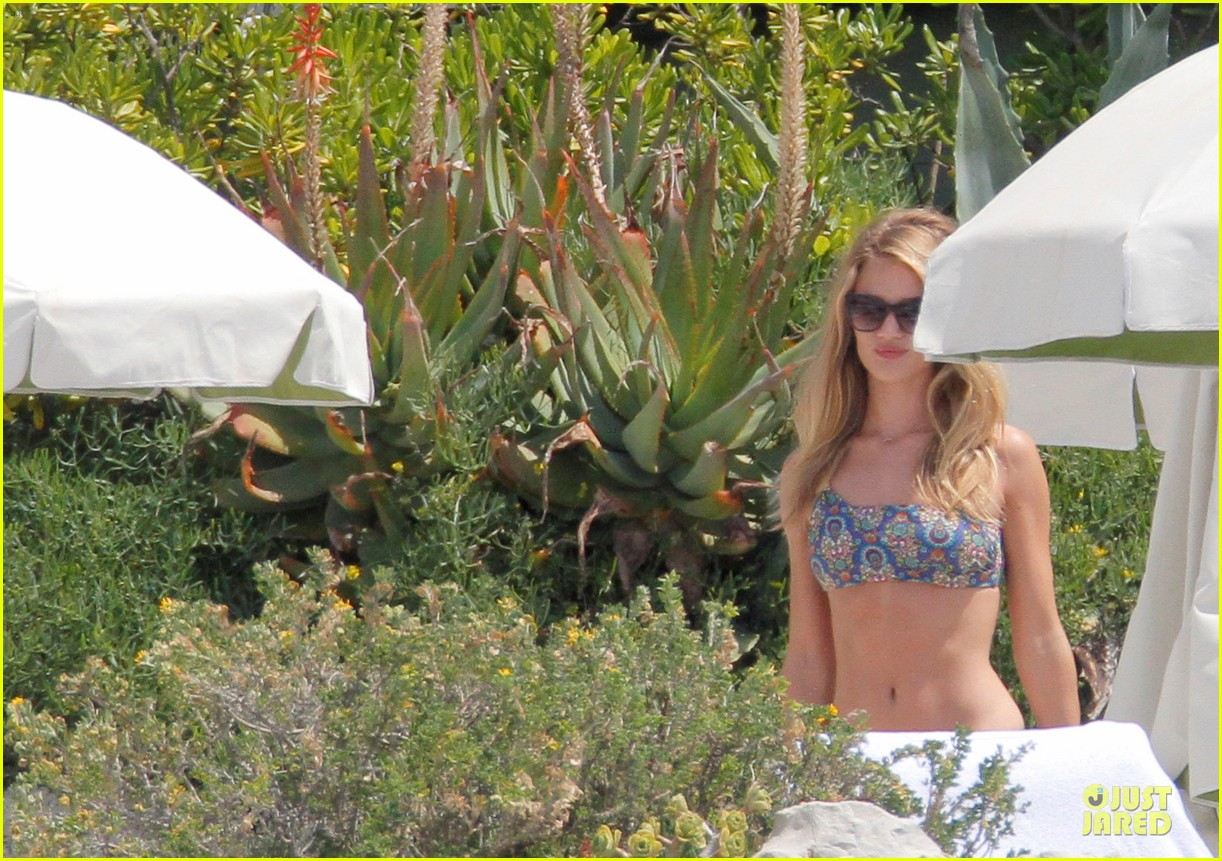 rosie huntington whiteley jason statham viva la madness bikini reading 022890048
