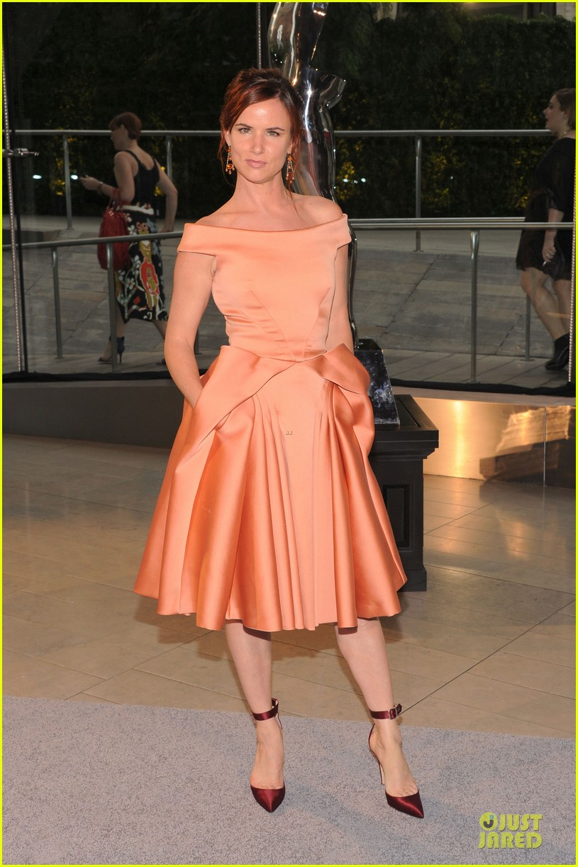 nicole richie juliette lewis cfda fashion awards 2013 red carpet 082883961