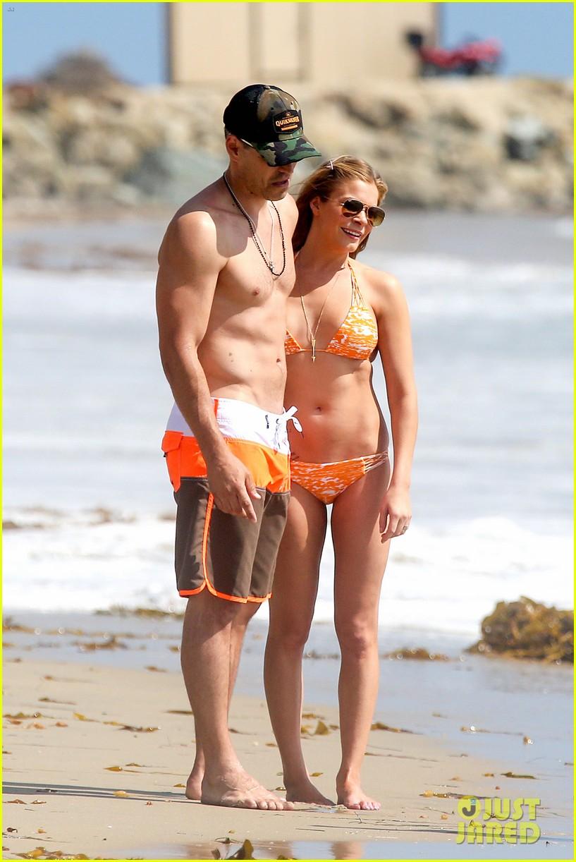 leann rimes bikini beach trip for eddie cibrian 40th bday 072895229