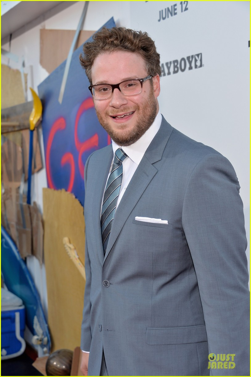 seth rogen paul rudd this is the end los angeles premiere 172884006