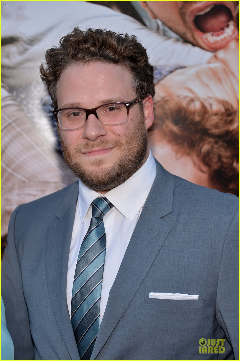 seth rogen paul rudd this is the end los angeles premiere 182884007
