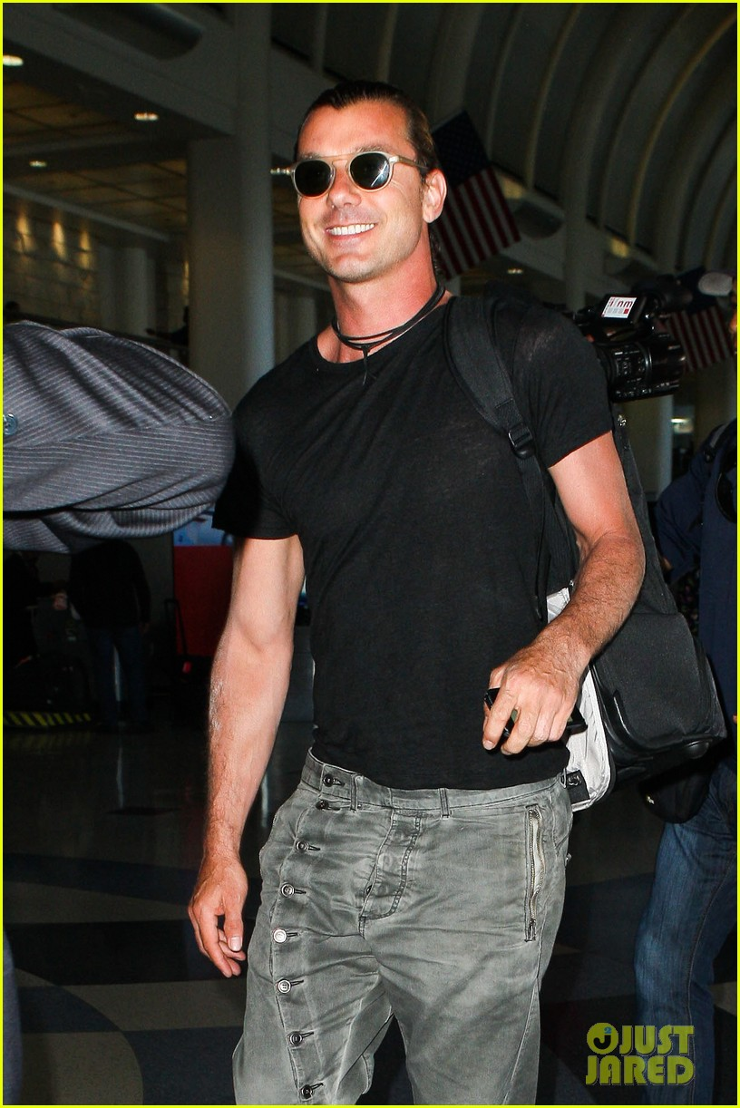 gavin rossdale travel day leaving blues 062899944