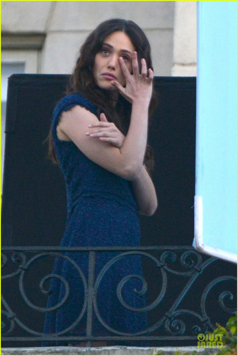 emmy rossum comet emotional scenes with justin long 072891717