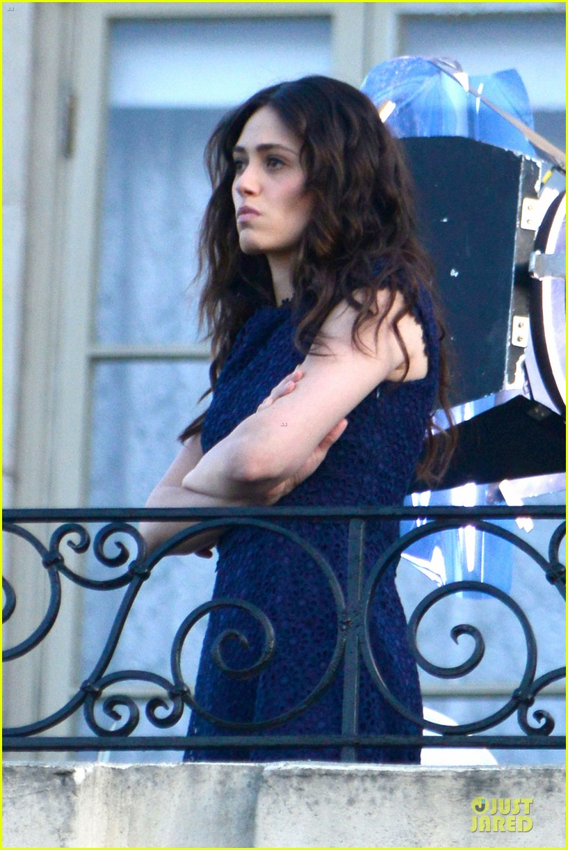 emmy rossum comet emotional scenes with justin long 162891726
