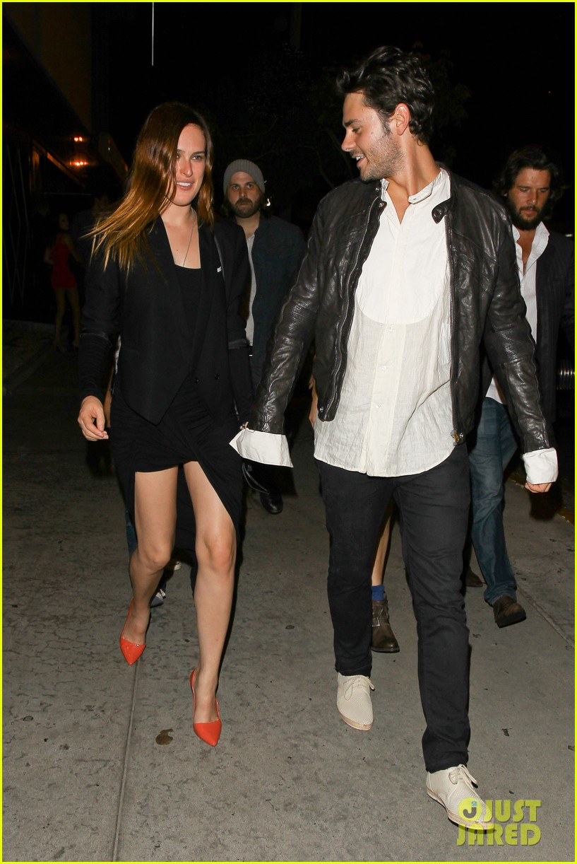 rumer willis jayson blair bootsy bellows couple 042901226