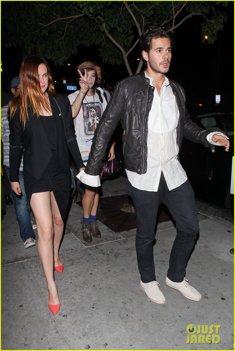 rumer willis jayson blair bootsy bellows couple 112901233