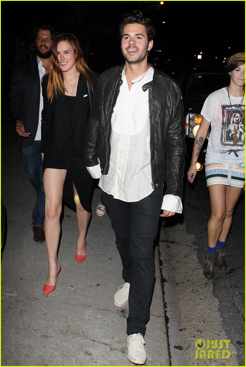 rumer willis jayson blair bootsy bellows couple 142901236