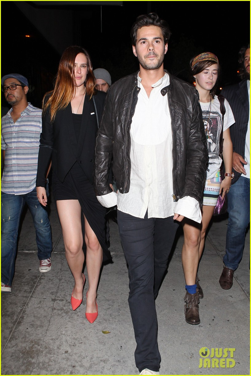 rumer willis jayson blair bootsy bellows couple 152901237