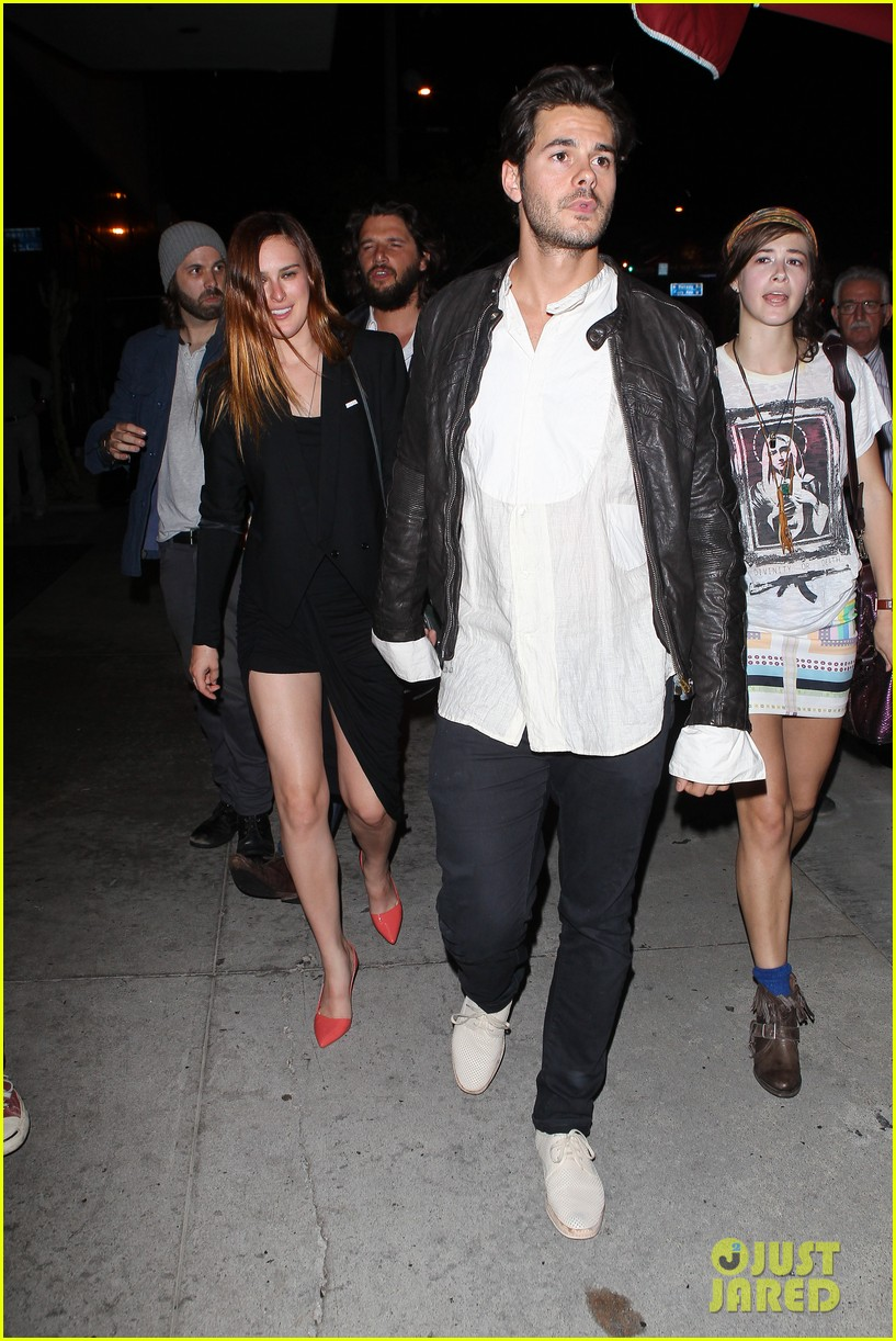 rumer willis jayson blair bootsy bellows couple 162901238