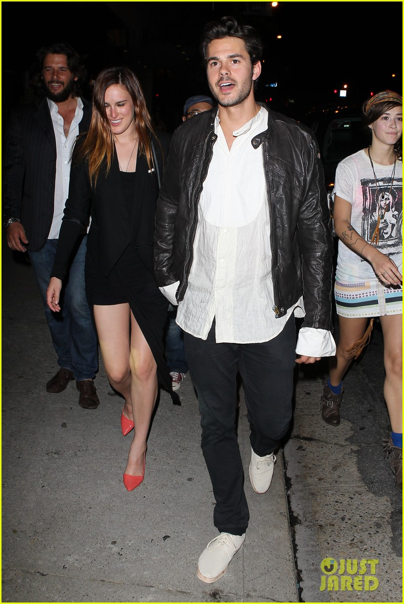 rumer willis jayson blair bootsy bellows couple 172901239