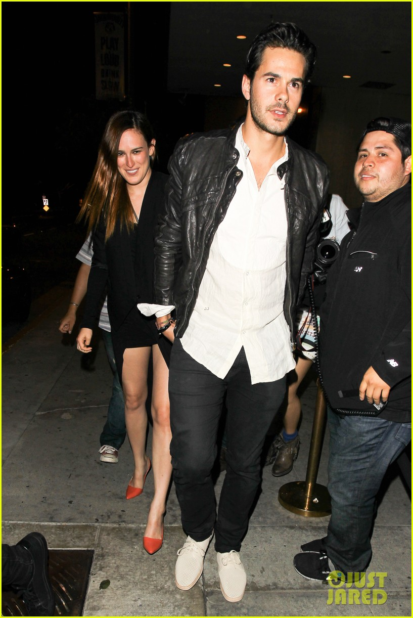 rumer willis jayson blair bootsy bellows couple 192901241