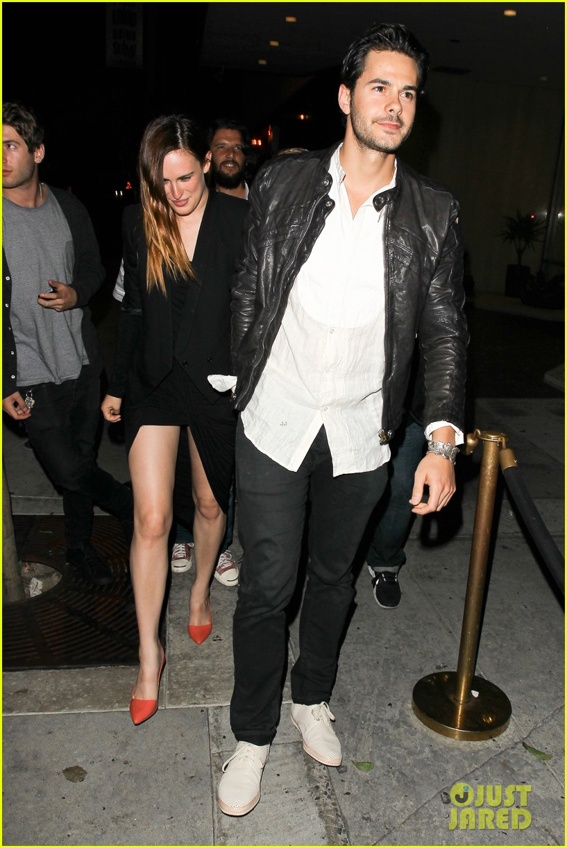 rumer willis jayson blair bootsy bellows couple 212901243