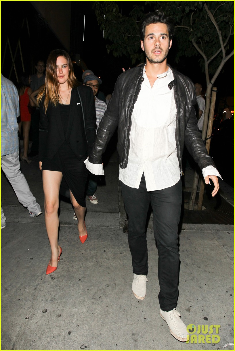rumer willis jayson blair bootsy bellows couple 24