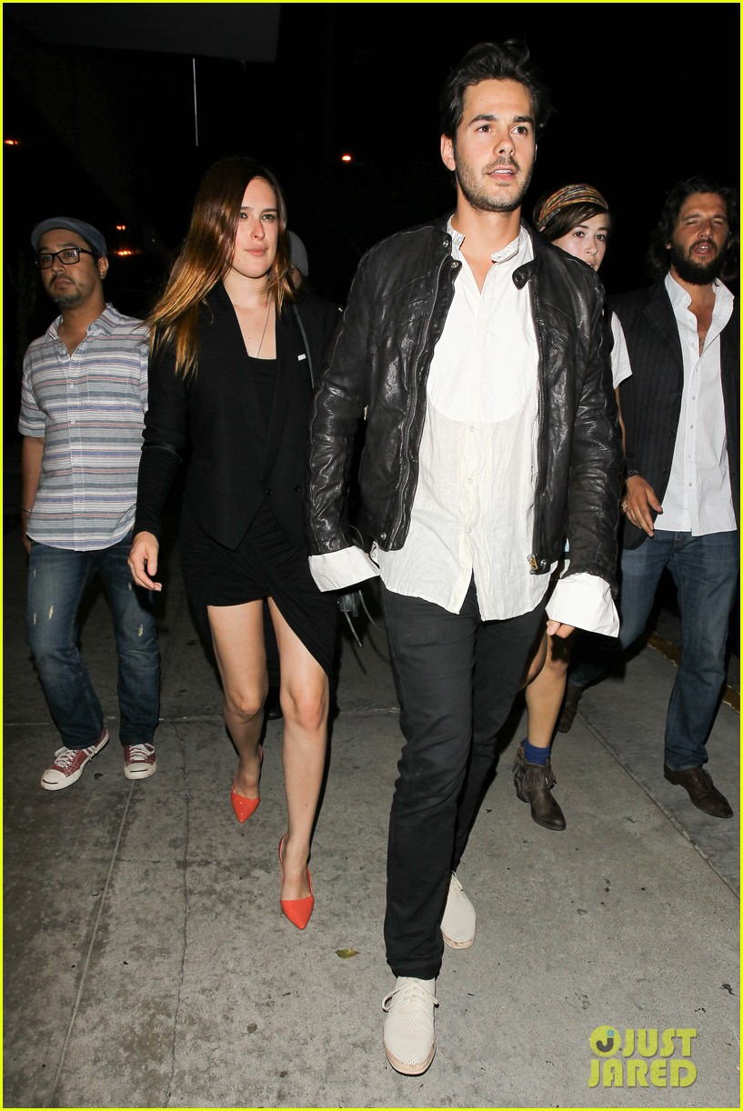 rumer willis jayson blair bootsy bellows couple 272901249