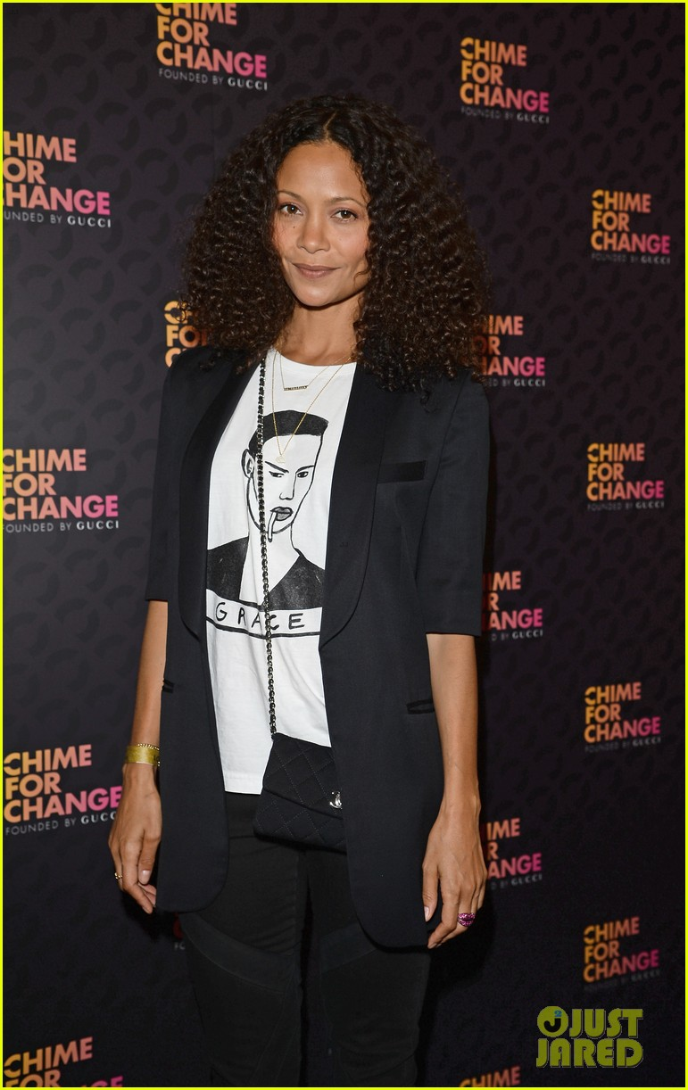 zoe saldana thandie newton chime for change concert 092882105