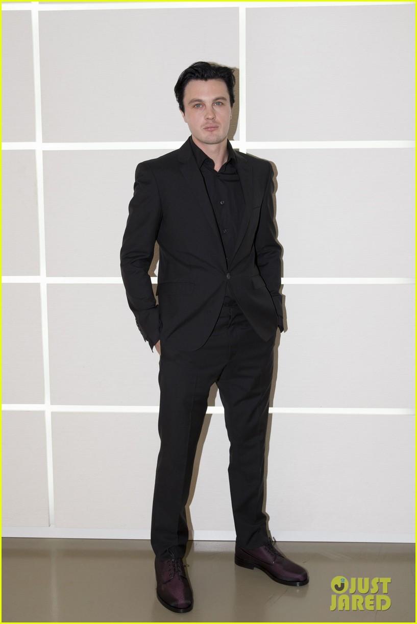 mark salling michael pitt milan fashion week shows 032897252