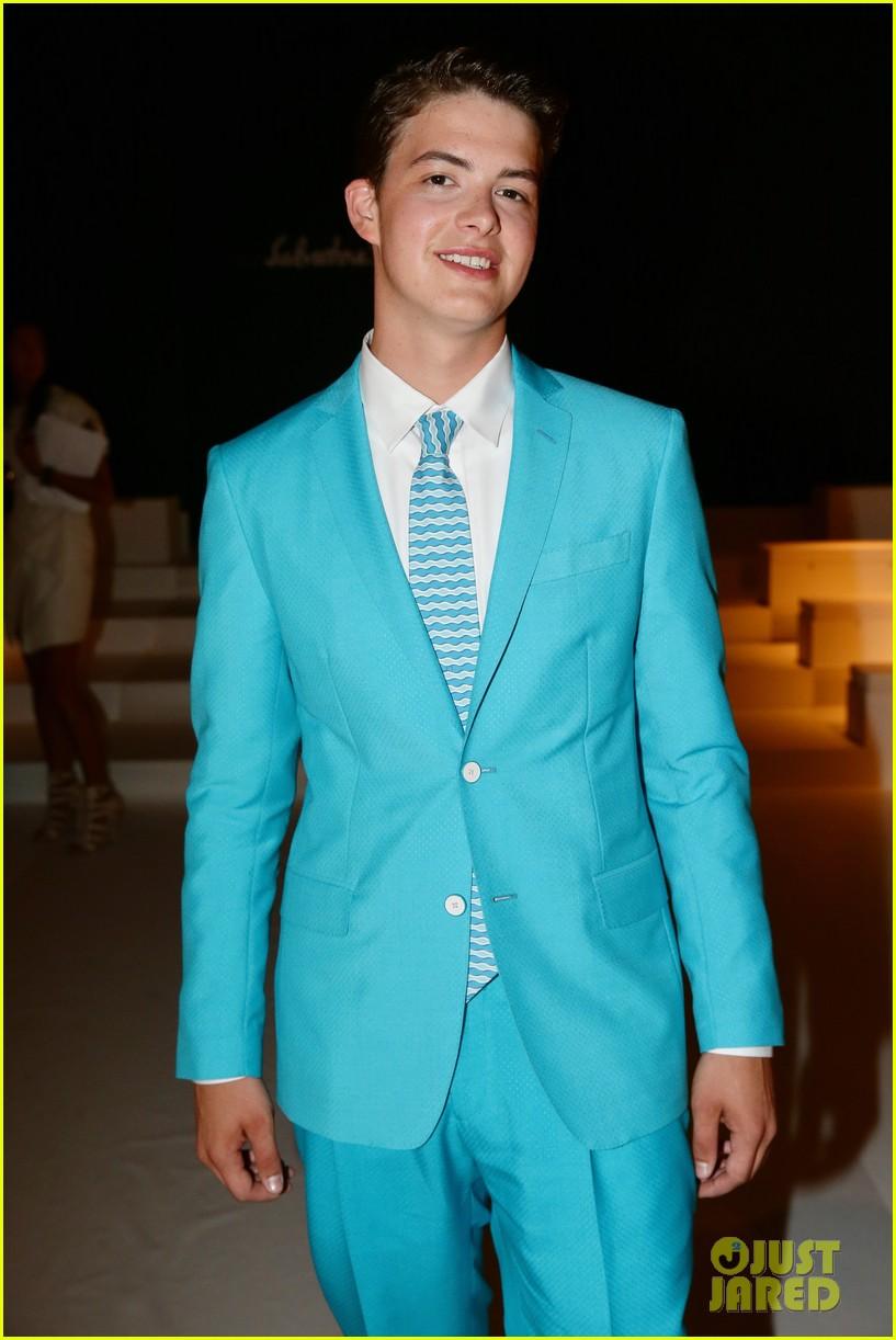 mark salling michael pitt milan fashion week shows 082897257