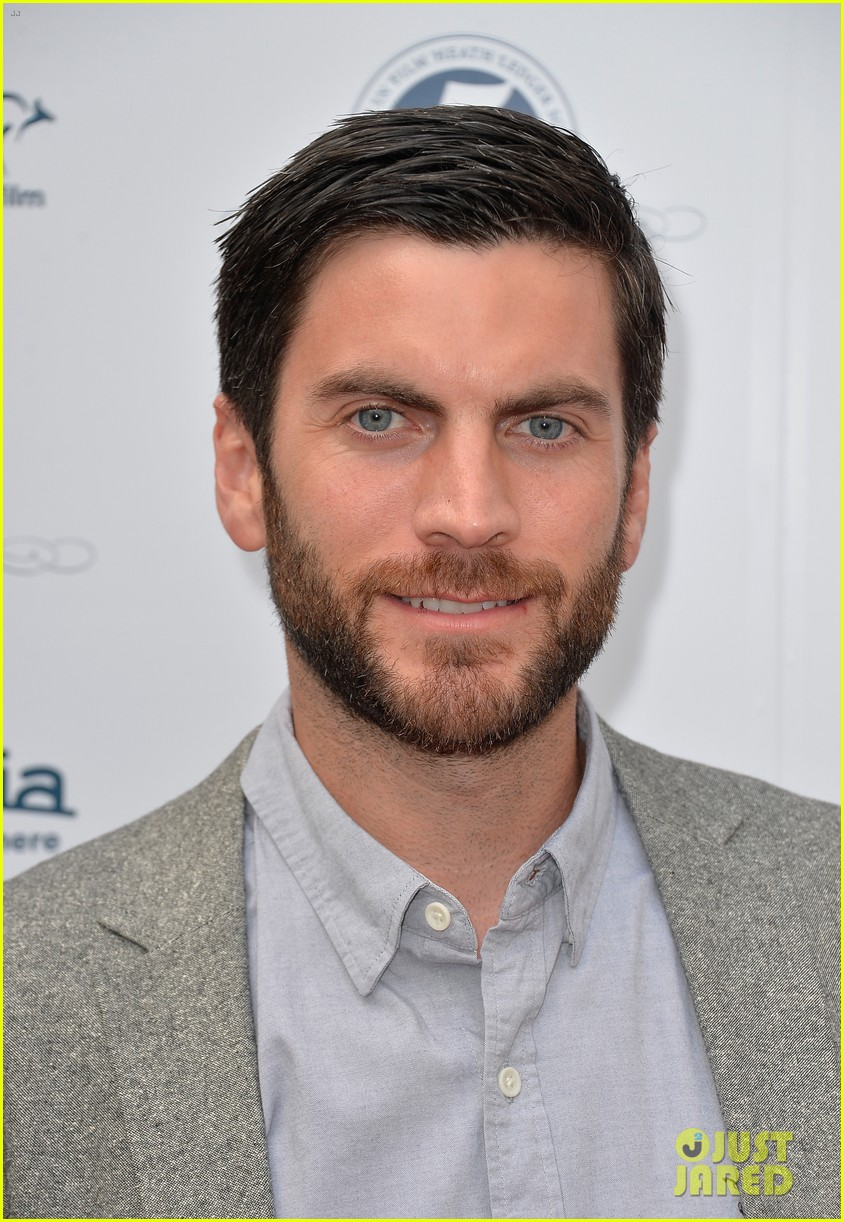 xavier samuel wes bentley heath ledger scholarship event 072890444