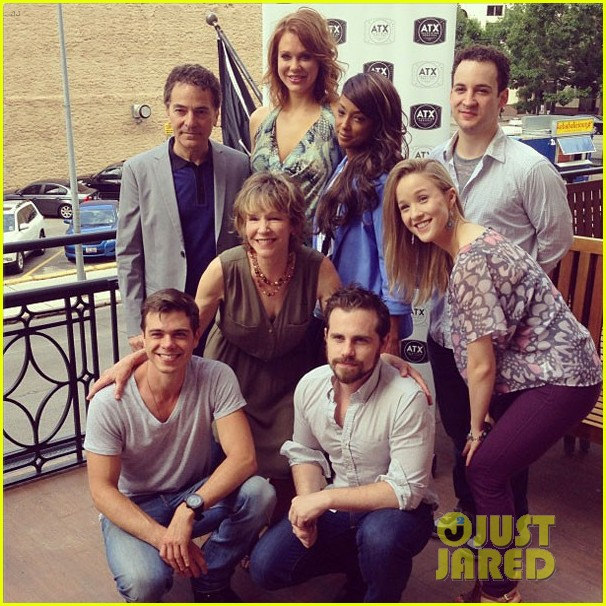 ben savage boy meets world cast reunites at atx festival 012886660