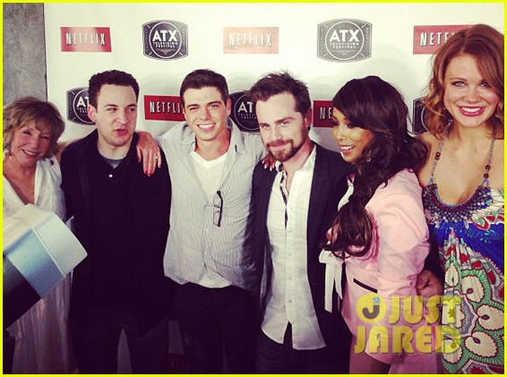 ben savage boy meets world cast reunites at atx festival 032886662