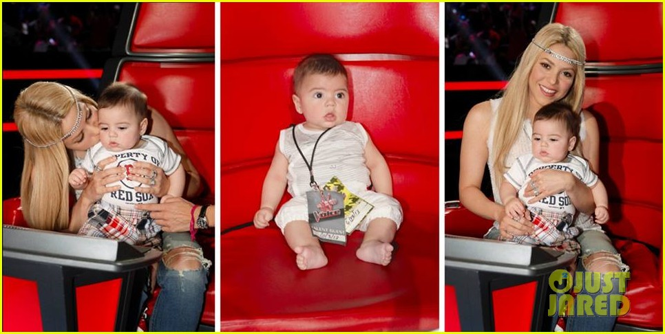 shakira milan are ready for the voice season six 012895021