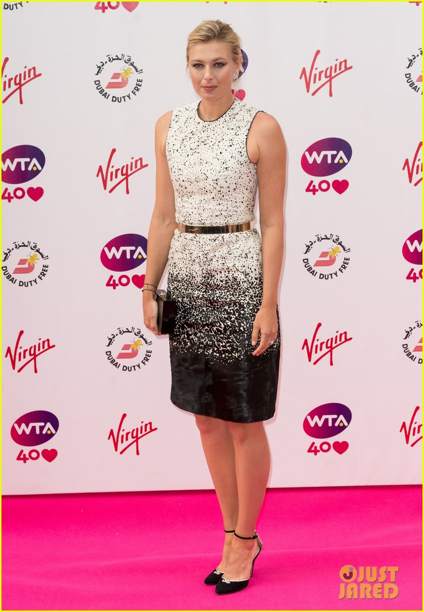 maria sharapova serena williams pre wimbledon party 132895313
