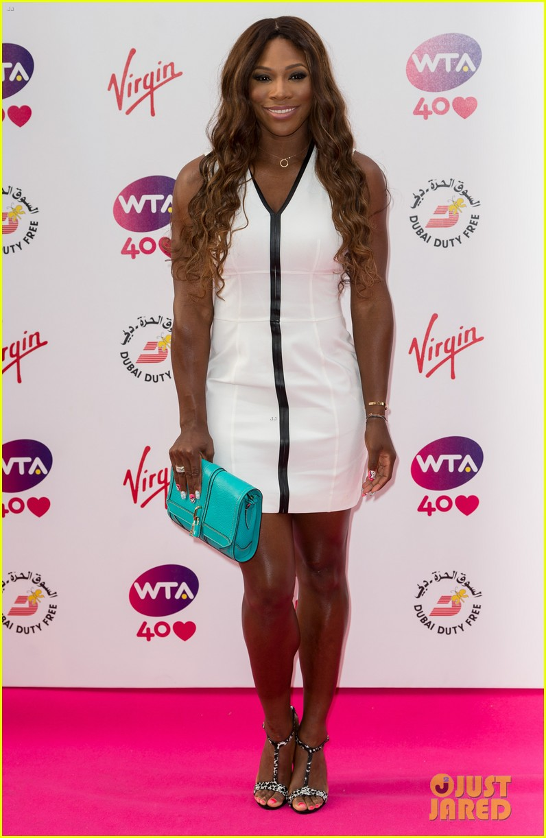 maria sharapova serena williams pre wimbledon party 162895316