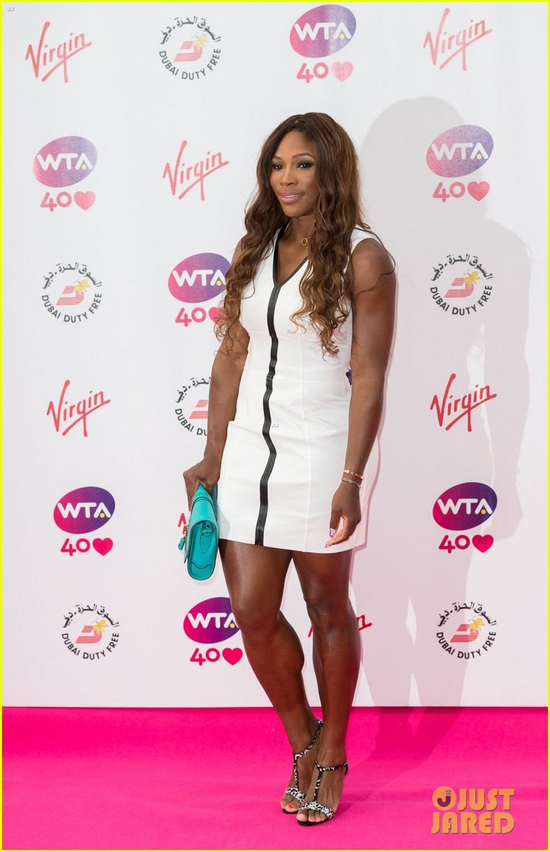 maria sharapova serena williams pre wimbledon party 182895318