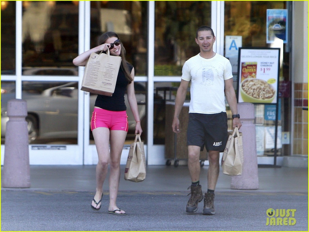shia labeouf mia goth stock up for summer weekend 072895807
