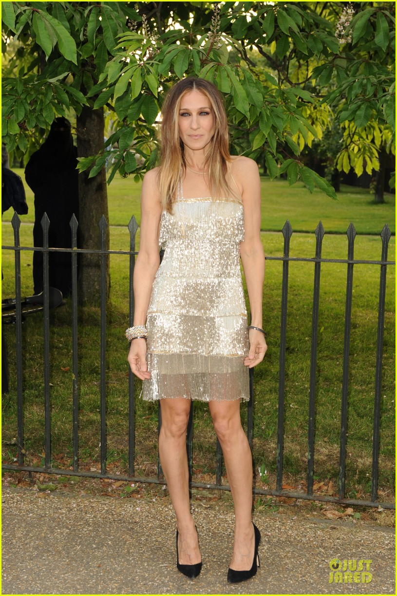sarah jessica parker matthew broderick serpentine gallery summer party 13