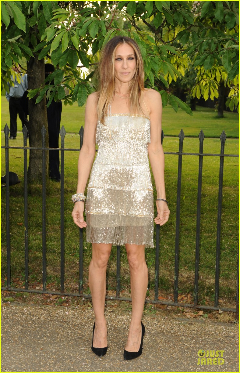 sarah jessica parker matthew broderick serpentine gallery summer party 142899009