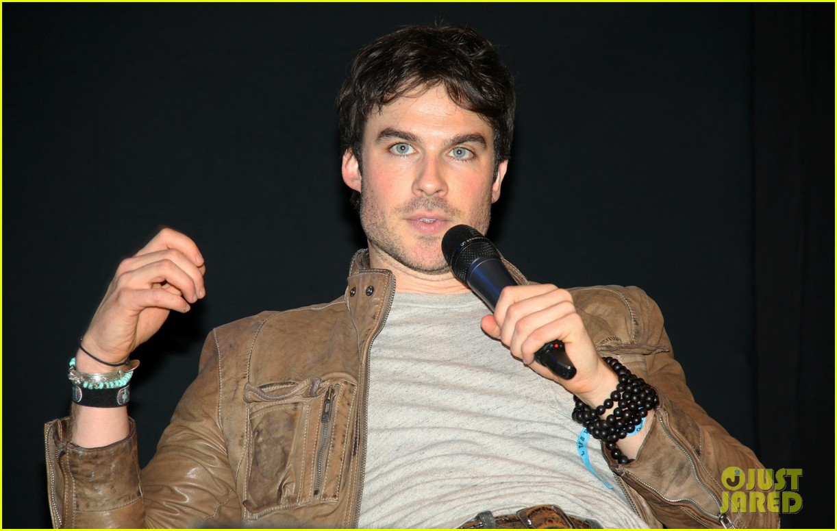 ian somerhalder paul wesley another day at bloodycon 132888423