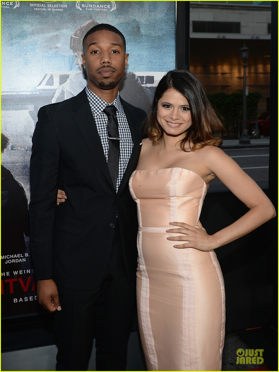 octavia spencer michael b jordan fruitvale station premiere  112893464