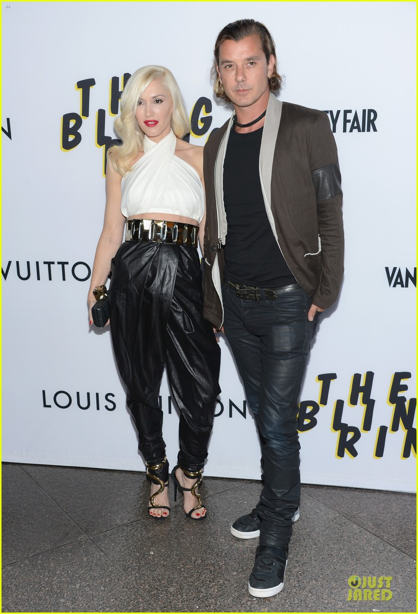 gwen stefani gavin rossdale the bling ring los angeles premiere 082884641
